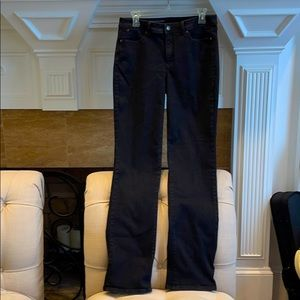 Talbots Flawless Sz 8 Long High-Rise Barely Boot